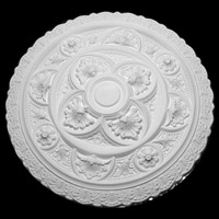 Nicholl Designers of Fine Plaster and Plaster Mouldings, Castlereagh Belfast Northern Ireland - Centrepieces - 326
