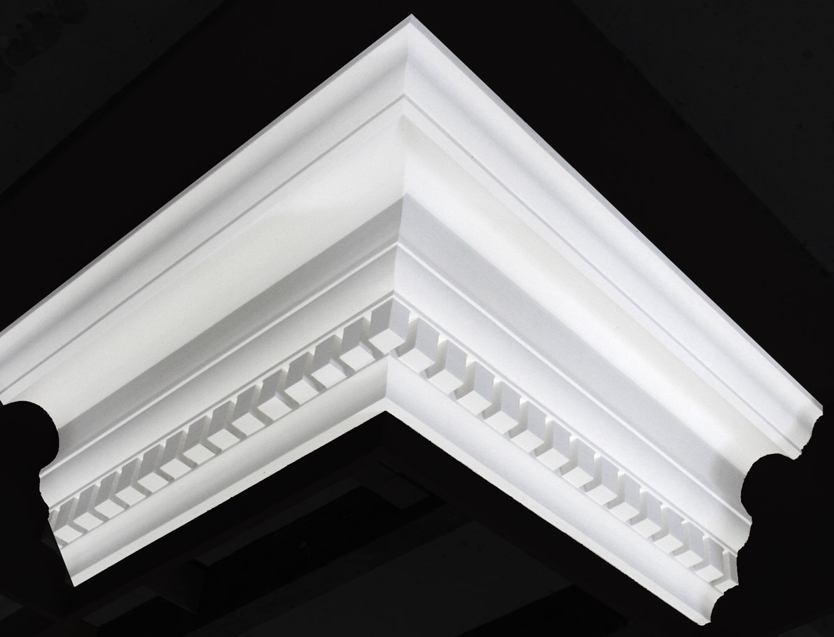 Nicholl designers of fine plaster plaster mouldings for Ceiling cornice ideas
