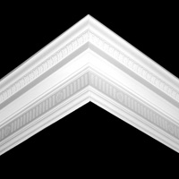 Nicholl Designers of Fine Plaster and Plaster Mouldings, Castlereagh Belfast Northern Ireland - Cornices - 110 - Decorative styled designs