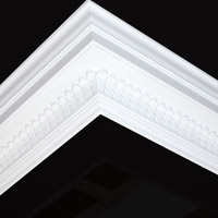 Nicholl Designers of Fine Plaster and Plaster Mouldings, Castlereagh Belfast Northern Ireland - Cornices - 103 - Decorative styled designs