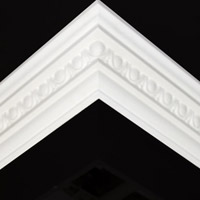 Nicholl Designers of Fine Plaster and Plaster Mouldings, Castlereagh Belfast Northern Ireland - Cornices - 105 - Decorative styled designs