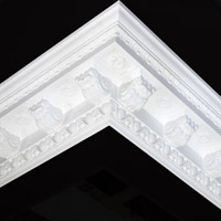Nicholl Designers of Fine Plaster and Plaster Mouldings, Castlereagh Belfast Northern Ireland - Cornices - 108 - Decorative styled designs