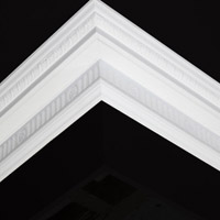 Nicholl Designers of Fine Plaster and Plaster Mouldings, Castlereagh Belfast Northern Ireland - Cornices - 123 - Decorative styled designs