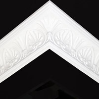 Nicholl Designers of Fine Plaster and Plaster Mouldings, Castlereagh Belfast Northern Ireland - Cornices - 126 - Decorative styled designs