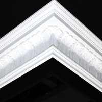 Nicholl Designers of Fine Plaster and Plaster Mouldings, Castlereagh Belfast Northern Ireland - Cornices - 129 - Decorative styled designs