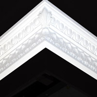 Nicholl Designers of Fine Plaster and Plaster Mouldings, Castlereagh Belfast Northern Ireland - Cornices - 107 - Decorative styled designs