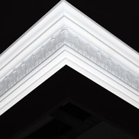 Nicholl Designers of Fine Plaster and Plaster Mouldings, Castlereagh Belfast Northern Ireland - Cornices - 106 - Decorative styled designs