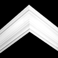 Nicholl Designers of Fine Plaster and Plaster Mouldings, Castlereagh Belfast Northern Ireland - Cornices - 138 - Plain styled designs
