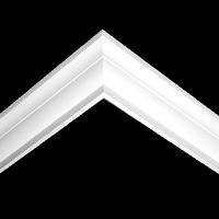 Nicholl Designers of Fine Plaster and Plaster Mouldings, Castlereagh Belfast Northern Ireland - Cornices - 157 - Plain styled designs