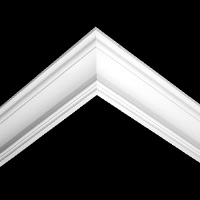 Nicholl Designers of Fine Plaster and Plaster Mouldings, Castlereagh Belfast Northern Ireland - Cornices - 159 - Plain styled designs