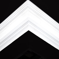 Nicholl Designers of Fine Plaster and Plaster Mouldings, Castlereagh Belfast Northern Ireland - Cornices - 111R - Plain styled designs
