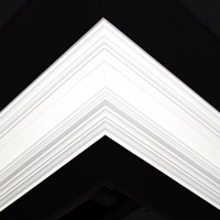 Nicholl Designers of Fine Plaster and Plaster Mouldings, Castlereagh Belfast Northern Ireland - Cornices - 111 - Plain styled designs