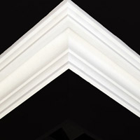 Nicholl Designers of Fine Plaster and Plaster Mouldings, Castlereagh Belfast Northern Ireland - Cornices - 169 - Plain styled designs