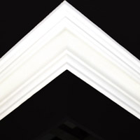Nicholl Designers of Fine Plaster and Plaster Mouldings, Castlereagh Belfast Northern Ireland - Cornices - 168 - Plain styled designs